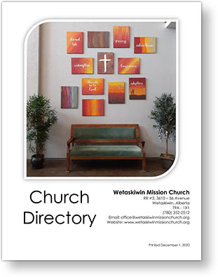 Wetaskiwin Mission Church