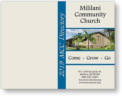 Mililani Community Church of Mililani, Hawaii