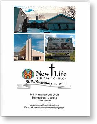 New Life Lutheran Church of Bolingbrook, Illinois