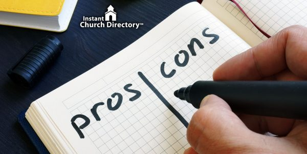 Pros & Cons of Online Directory Services