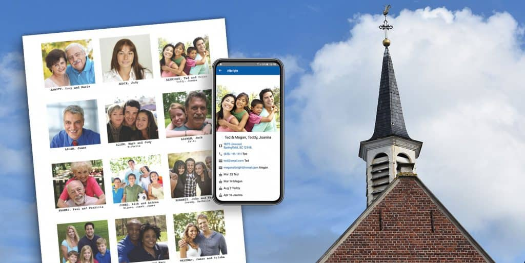 6 Reasons to Create a Church Photo Directory