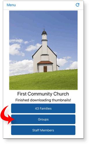 6695 Groups On App