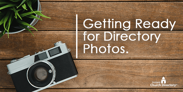 Tips For Getting Members Ready For Church Directory Photos