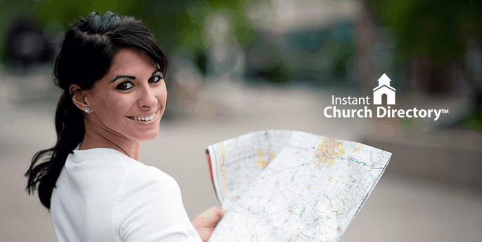Add Maps Diagrams To Your Church Directory